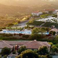 16. Cal-a-Vie Health Spa, Vista, California. Score 81.50
