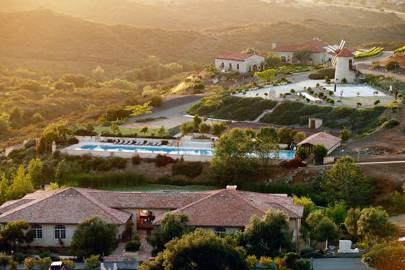 16. Cal-a-Vie Health Spa, Vista, California. Score 81.50
