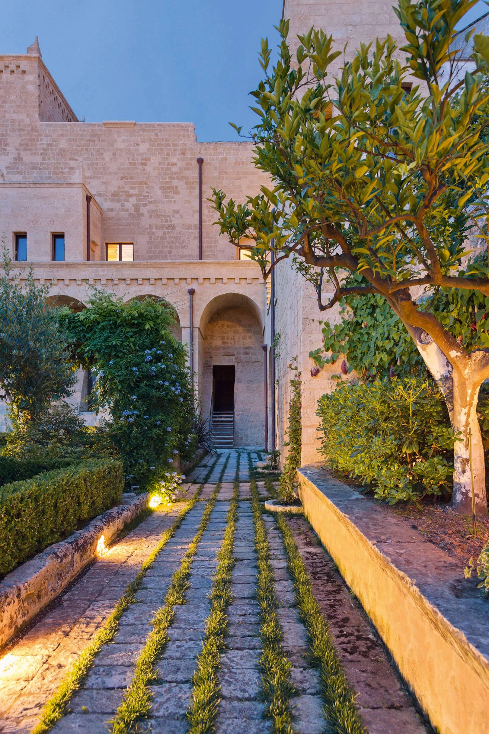 The best hotels in Puglia | CN Traveller
