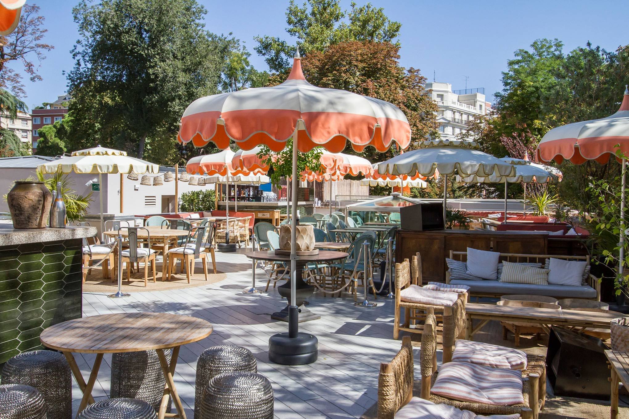 Rooftop Bars In Madrid The 10 Best Cn Traveller