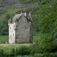 1. Forter Castle, Perthshire, Scotland