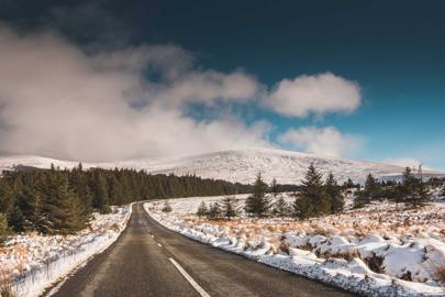 The Braveheart Drive, County Wicklow