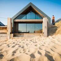 A cabin on one of England's loveliest shores