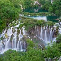 1. The Plitvice Lakes