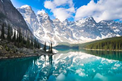 8. Banff National Park, Canada