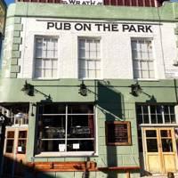 Pub on the Park, London Fields