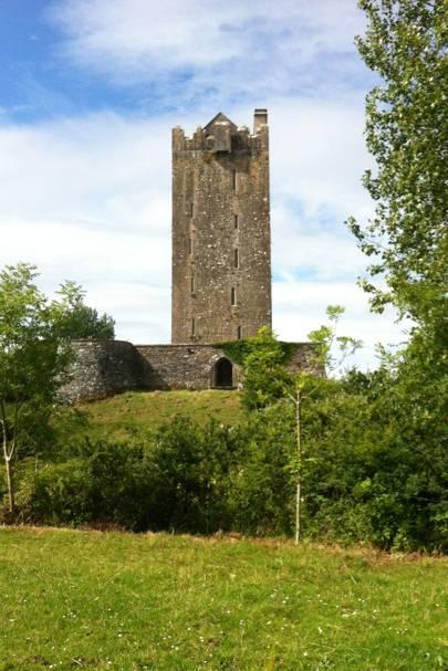 10. Ballyportry Castle, County Clare, Ireland