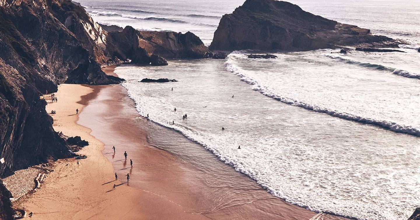 Discover Portugal's secret beaches