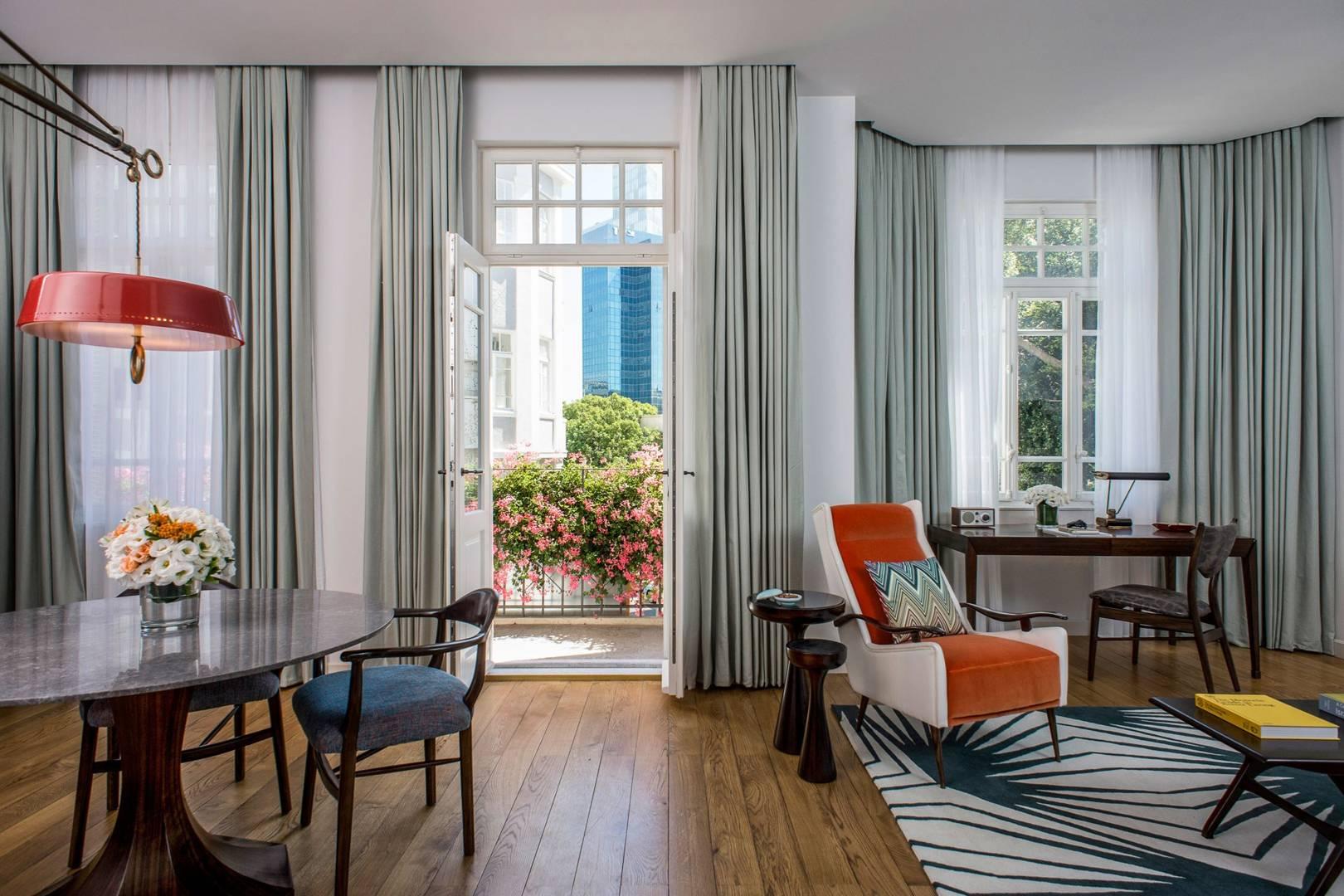 The world's best new hotels | The Hot List 2015 | CN Traveller