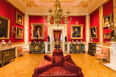 THE WALLACE COLLECTION, MARYLEBONE