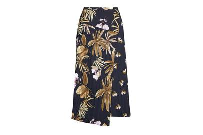 The tropical skirt