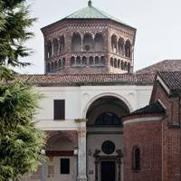 The Basilica of Sant'Ambrogio, Milan