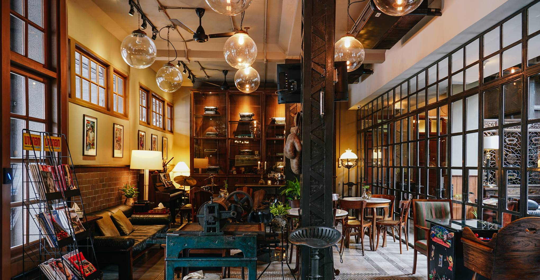 5 new boutique hotels in Bangkok