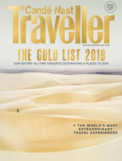 CN Traveller Magazine - January/February 2019 | CN Traveller
