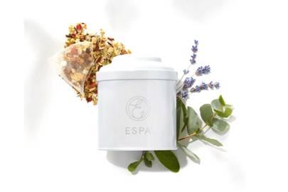 Espa wellbeing tea