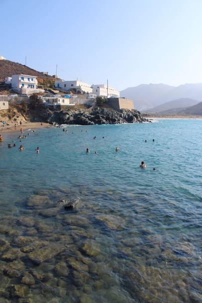 best greek islands to visit cn traveller