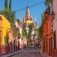 1. San Miguel de Allende, Mexico. Score 96.65