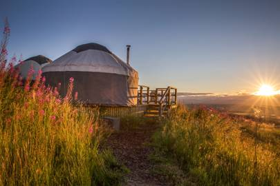 Alexander House Glamping, Perthshire, Scotland