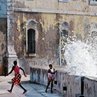 Stone Town, Mozambique