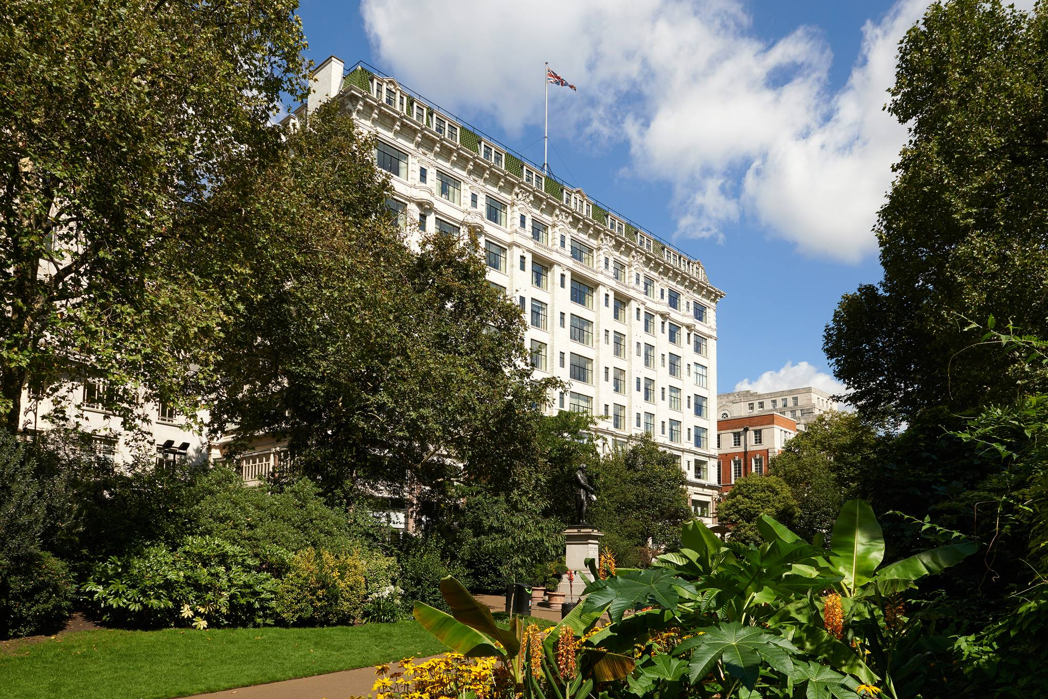 The Savoy London hotel review: a classic London hideaway