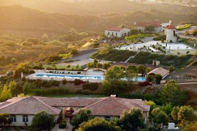 11. Cal-a-Vie Health Spa, California, USA