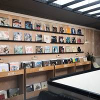 7. SHOP FOR RECORDS WITH A FLAT WHITE