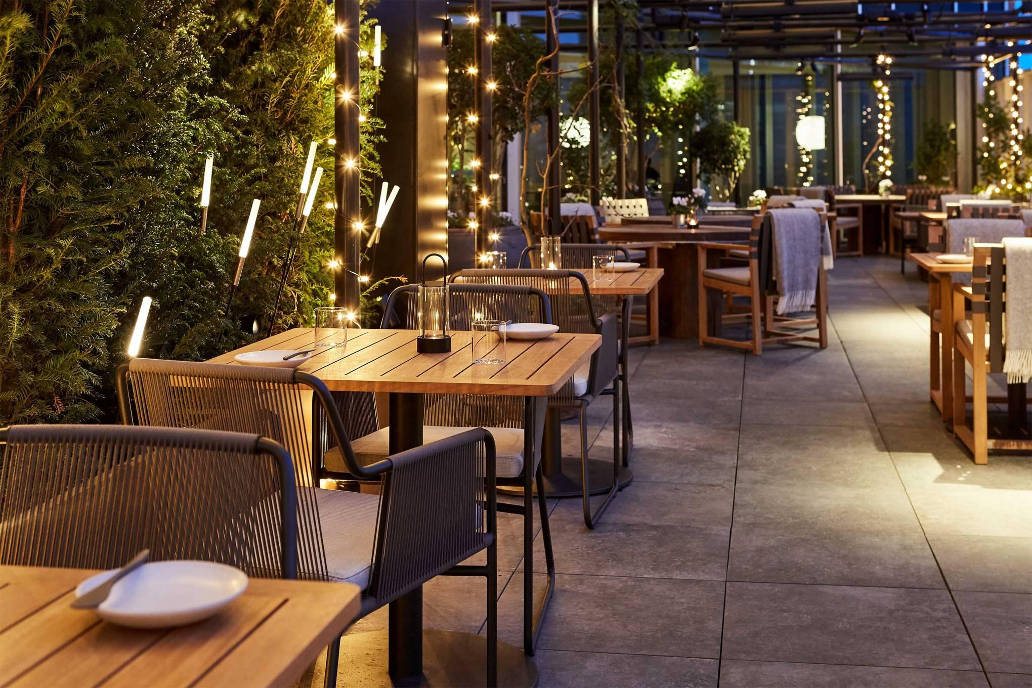 The Best Outdoor Restaurants In London 2020 Cn Traveller