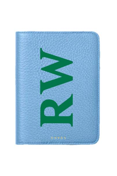 The personalised passport holder
