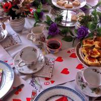 Mad Hatter's Tea Party at The Sanderson