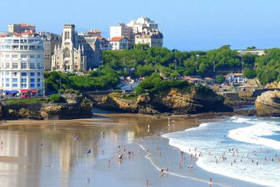 Somewhere for the weekend: Biarritz