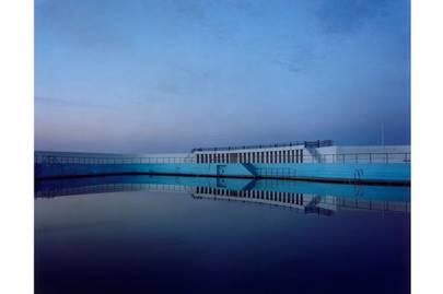 Pool at Dawn - Cory Wright