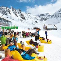Restaurants in Verbier