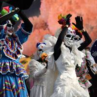 16. Day of the Dead, Mexico