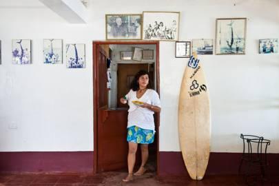 Surfing culture, Máncora