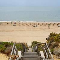 11. Playa de Rompeculos, Huelva