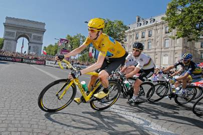 Tour de France, Paris
