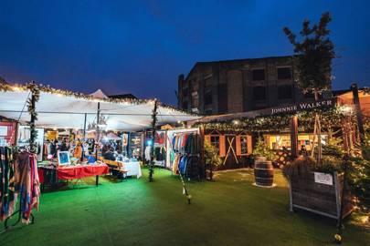 10. Hop around London's best Christmas markets