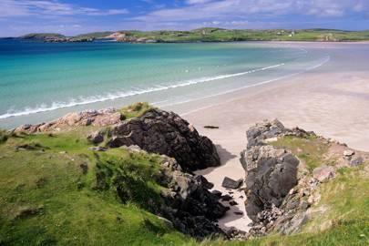 Uig beach, Isle of Lewis, Scotland