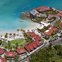 Overseas leisure hotels: Eden Rock, St Barths