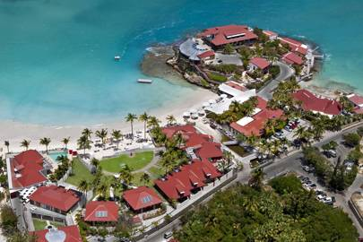 Overseas leisure hotels: Eden Rock, St Barths
