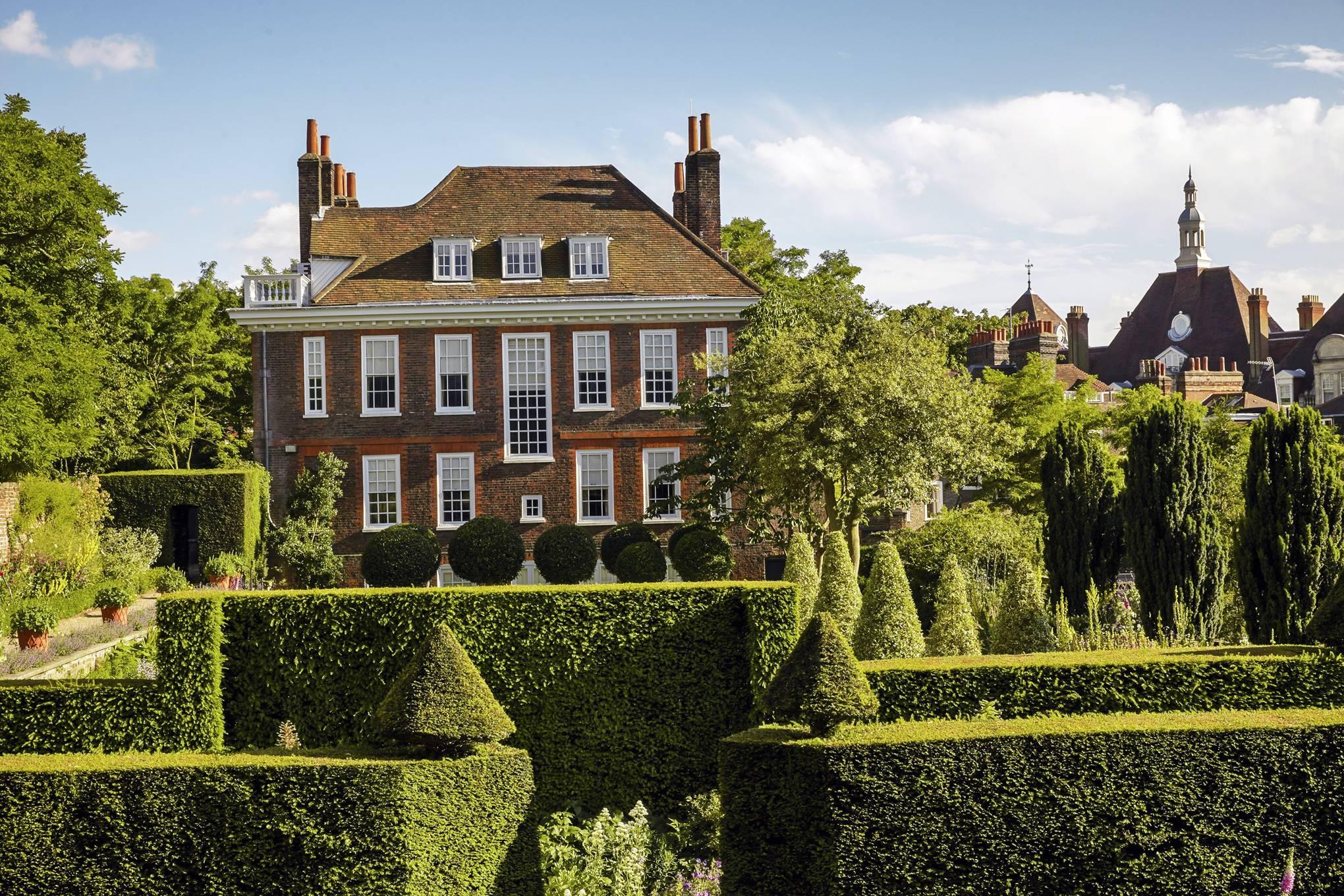 10 little-known National Trust properties in London