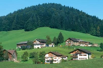 Bregenzerwald, Austria