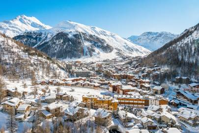 1. Val-d'Isere, France