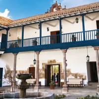 Palacio Nazarenas, Cusco, Peru