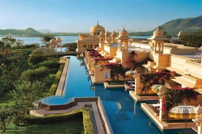 2. The Oberoi Udaivilas, Udaipur