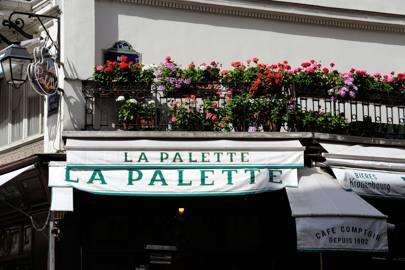 La Palette, 6th Arr.