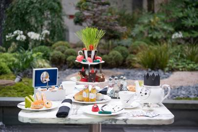 Mad Hatter's Tea at The Sanderson