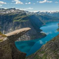 44. Trolltunga, Norway