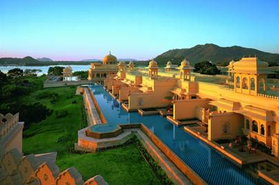 Oberoi Spa, The Oberoi Udaivilas, Udaipur, India