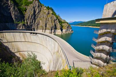 Vidraru Dam